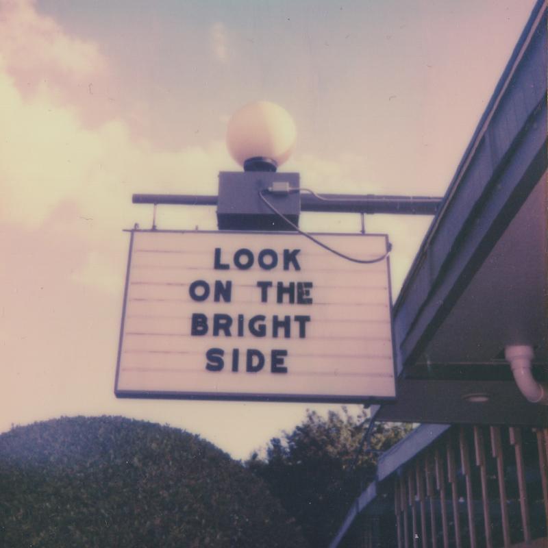 Polaroid | Look On The Bright Side | Austin, TX | Julia Walck