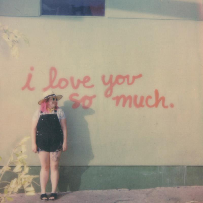 Polaroid | Jo's Coffee | Austin, TX | Julia Walck