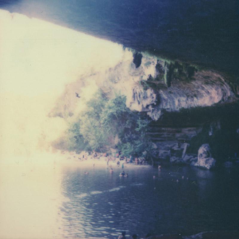 Polaroid | Hamilton Pool Reserve | Austin, TX | Julia Walck