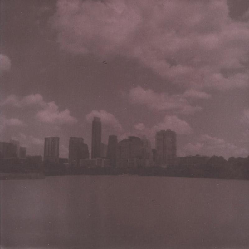 Polaroid | Skyline | Austin, TX | Julia Walck
