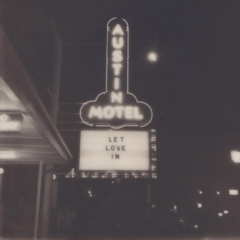 Polaroid | Austin Motel | Austin, TX | Julia Walck