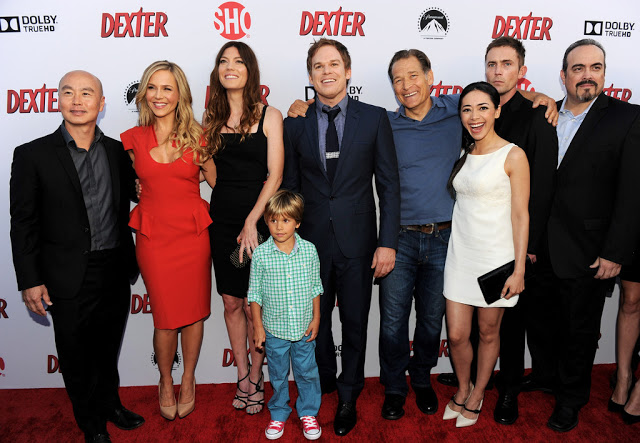 Cast of Dexter