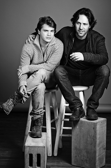 Emile Hirsch & Paul Rudd