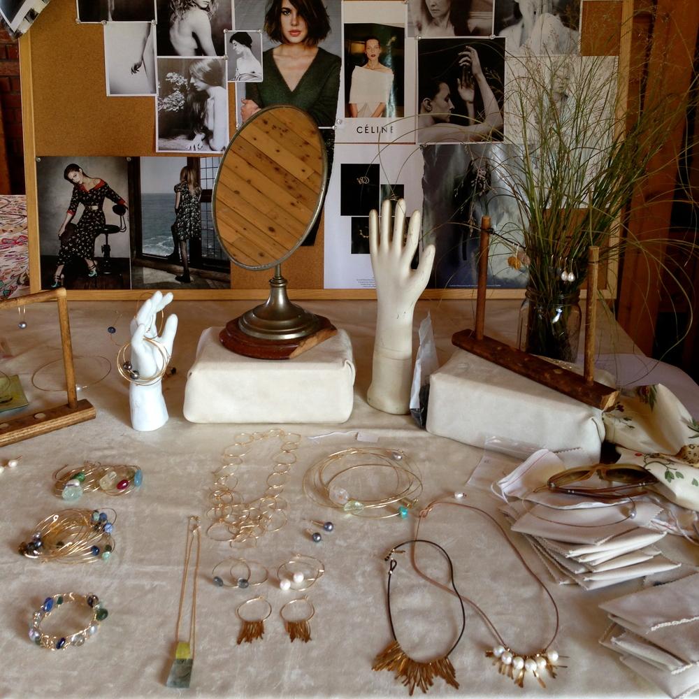 Inside the Mary MacGill Studio