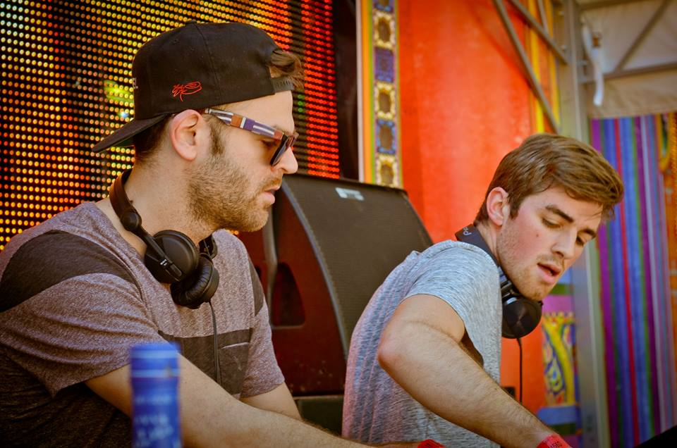 The Chainsmokers @ Tomorrowworld 2013