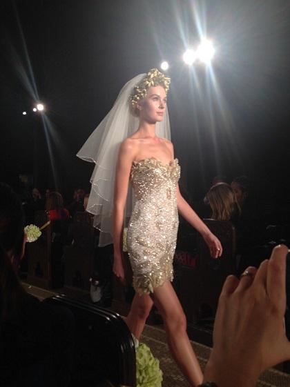 "Atelier Pronovias 2014 ""Yoko"" Dress"