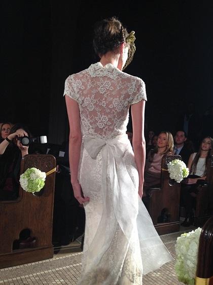 "Atelier Pronovias 2014 ""Yanguas"" Dress"