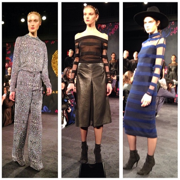 @charlotteronson   Fall/Winter 2014 is so cool, hip and wearable!! Congrats,   @cjronson  !