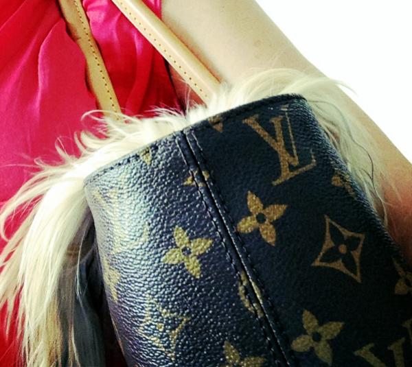 #bagporn    Bamboo hiding in my bag...