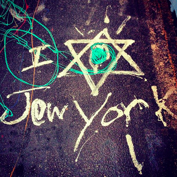 I Jew New York