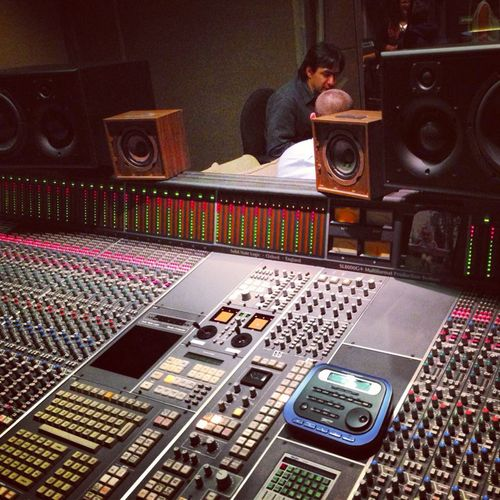 Studio G 5000 is one of the largest recording studios in NYC. #dope