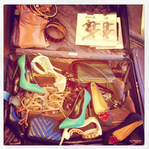 An organized mess...