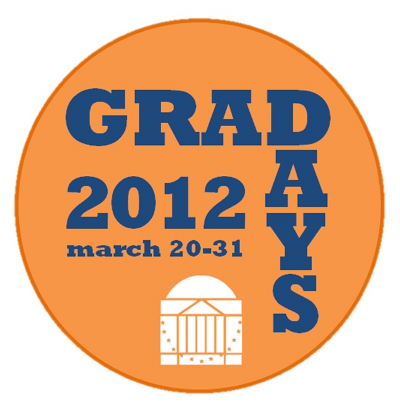 GradDays 2012 Logo