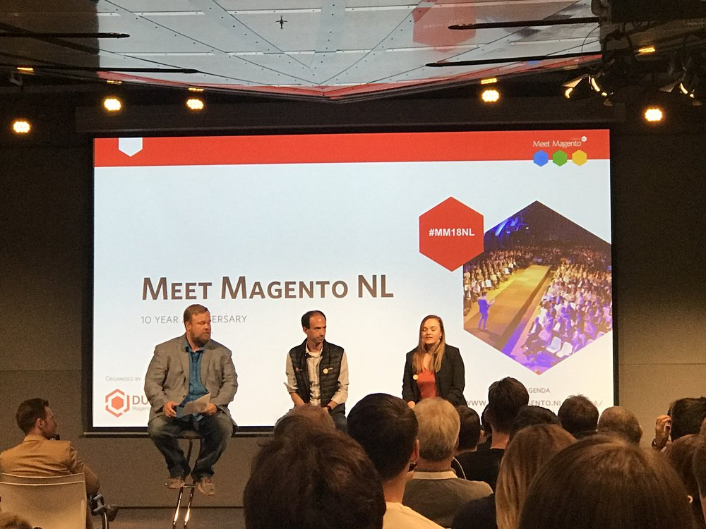 Meet Magento Netherlands - 1 June 2018, Utrecht