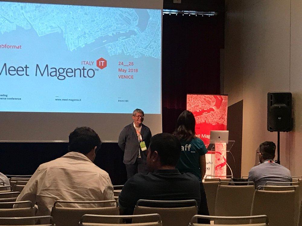Meet Magento Italy - 24-25 May 2018, Venice