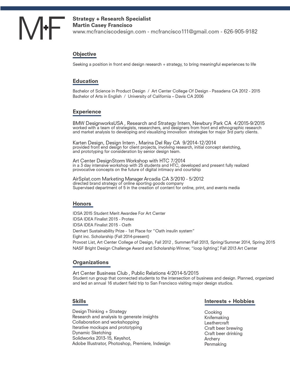 resume process form resume pdf