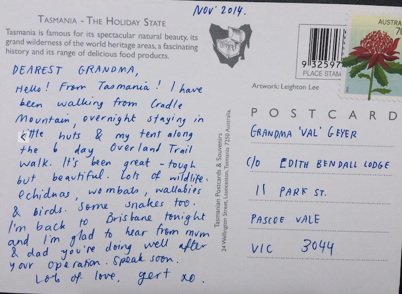 #93: Grandma, Melbourne