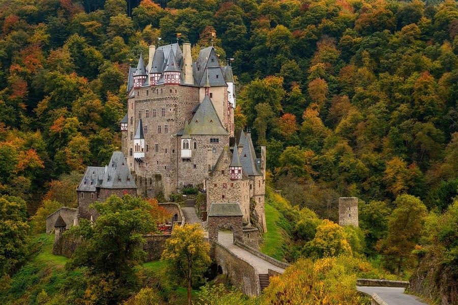 """""""Burg Eltz"""" by Achim Sieger"""