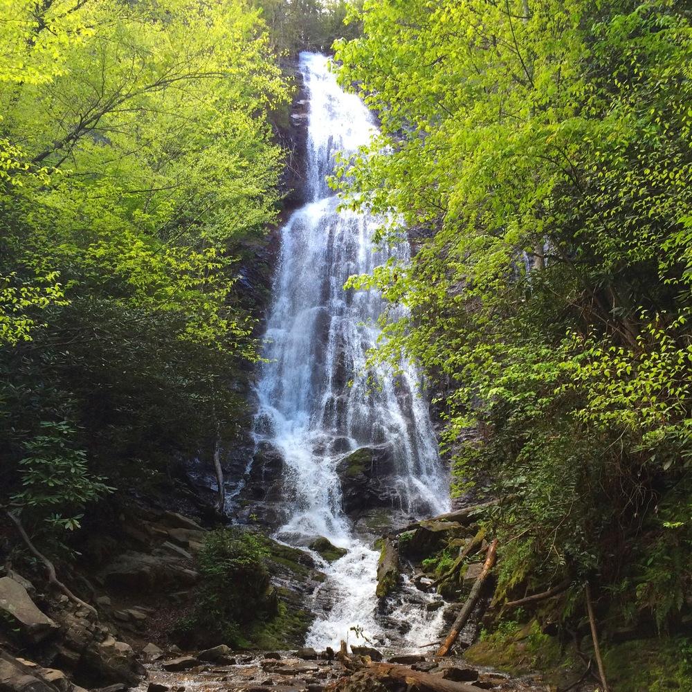 Mingo Falls, a hidden gem