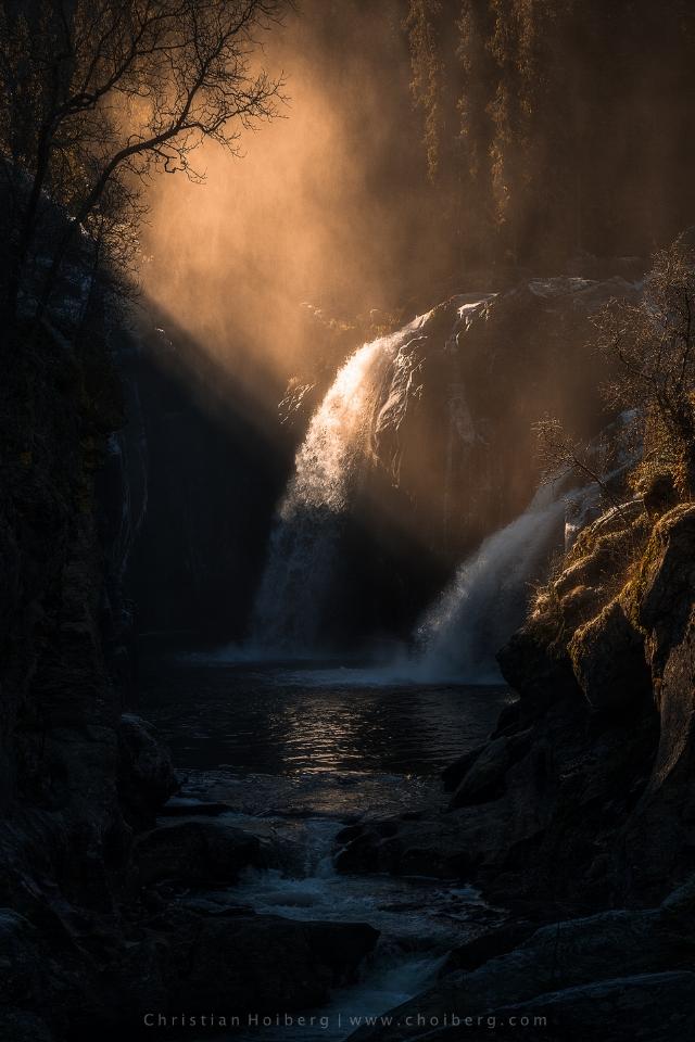 Rjukandefossen Hemsedal