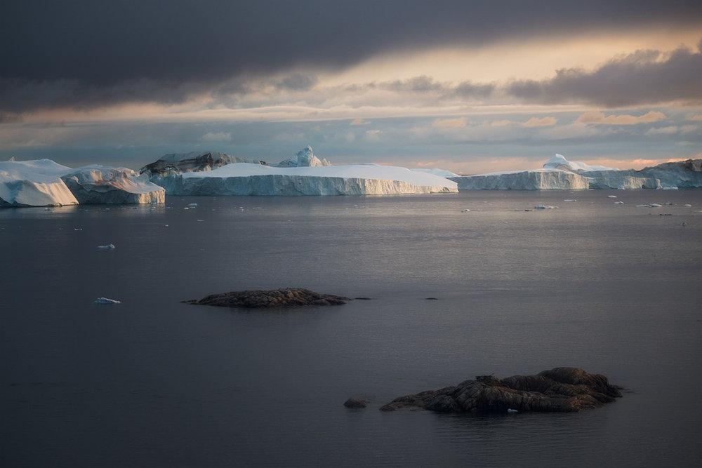 Ice of Greenland II