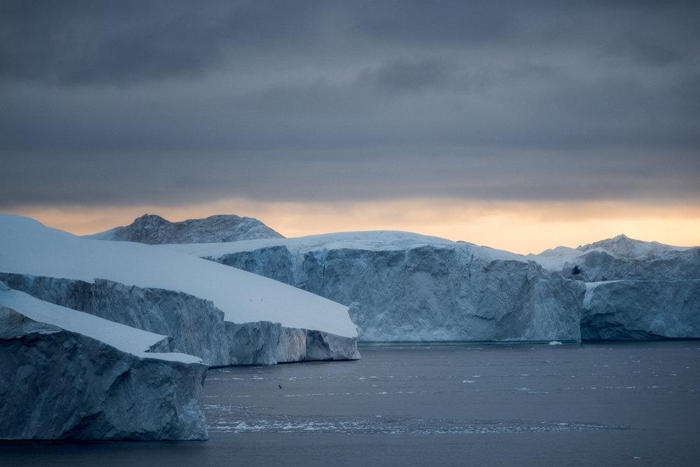 Ice of Greenland IV