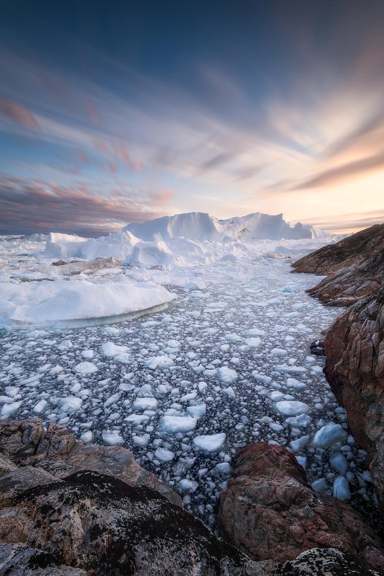 Ice of Greenland III