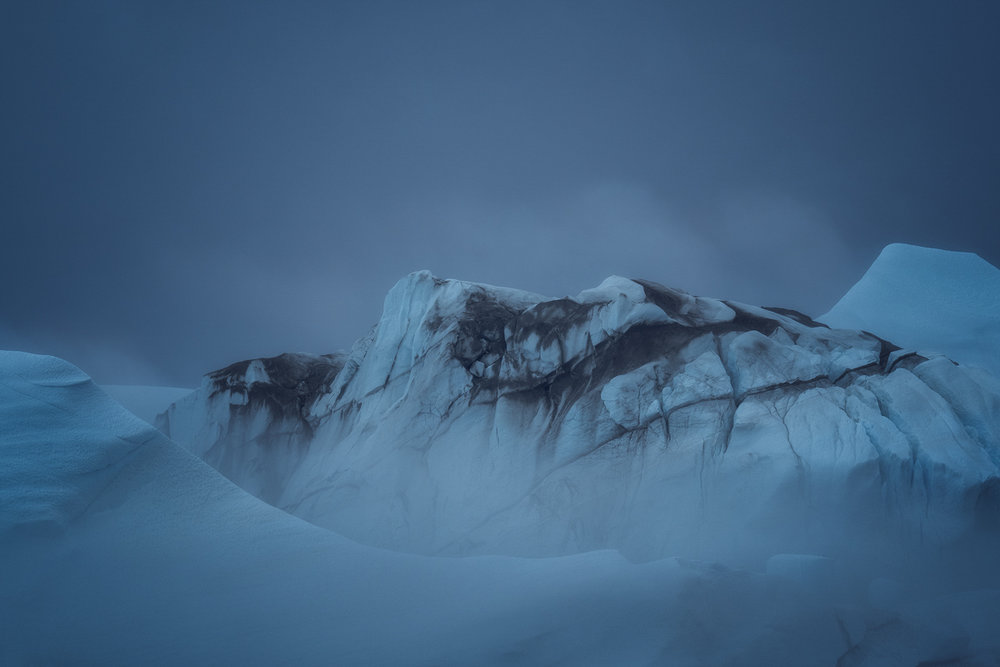 Ice of Greenland V