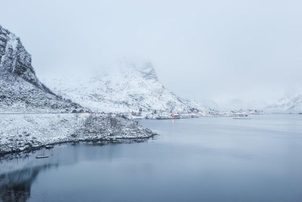 January - Lofoten Snowstorms