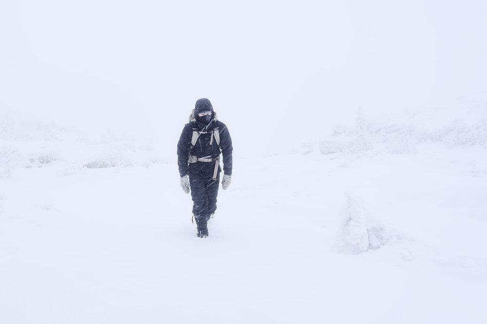 February - Winter Hikes