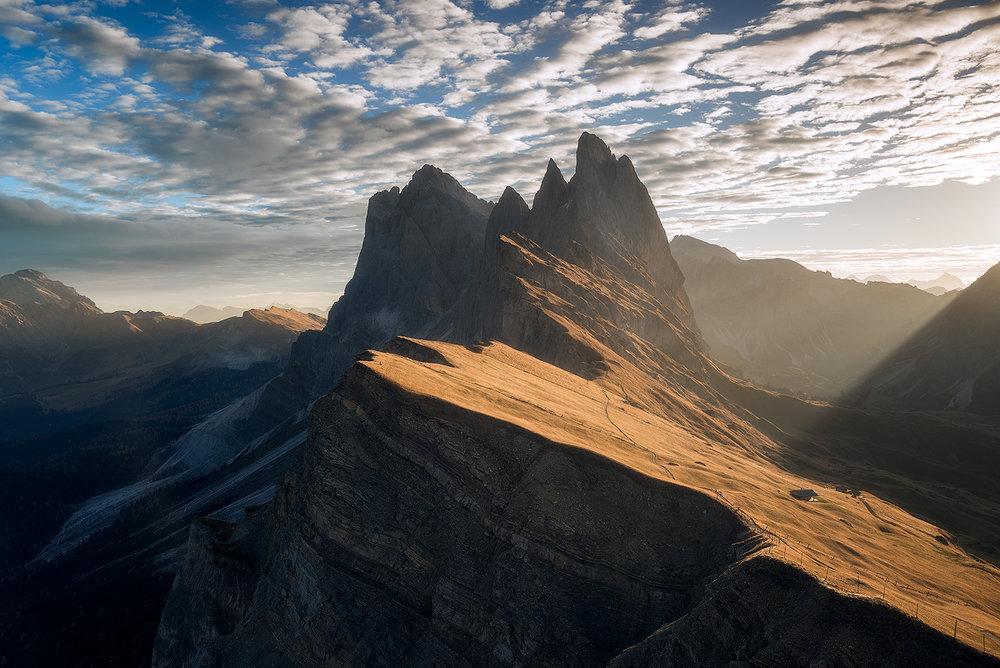 October - Exploring the Italian Dolomites