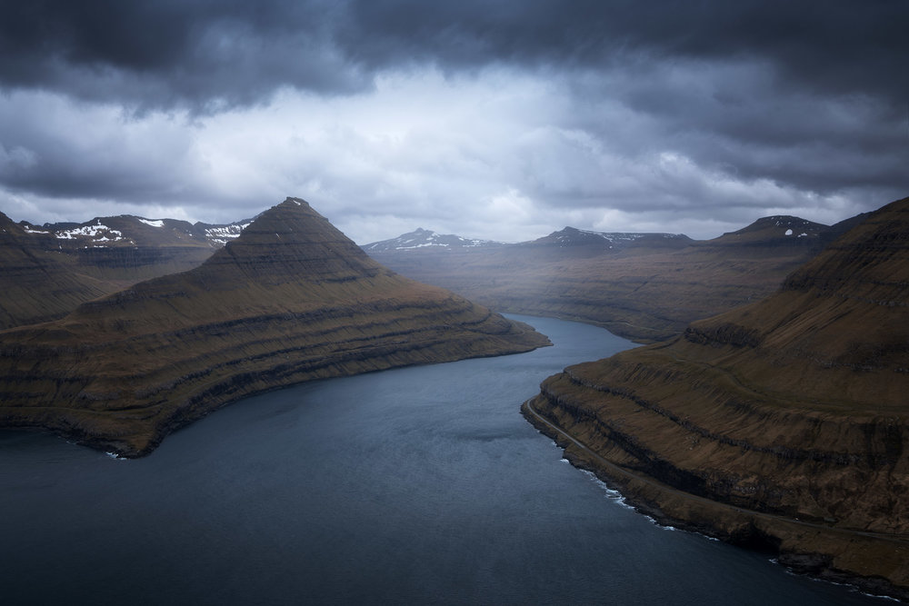 May - Faroe Islands & The Local Area