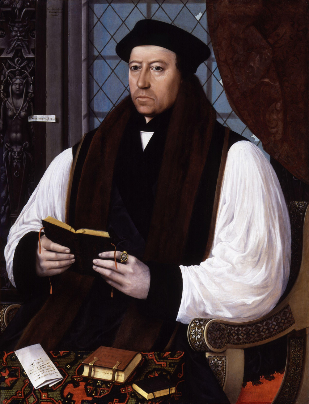 Thomas Cranmer, Archbishop of Canterbury and Martyr