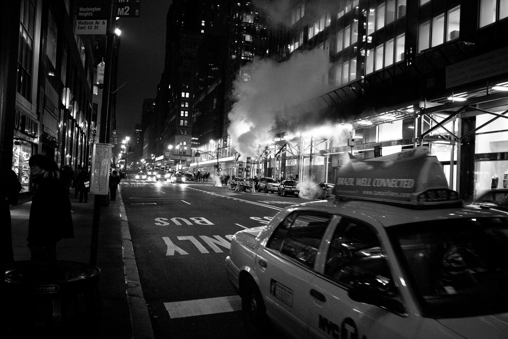 New York, USA, 2012