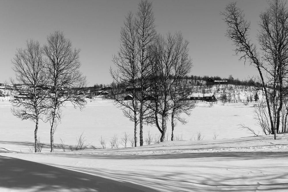 Geilo, Norway, 2013