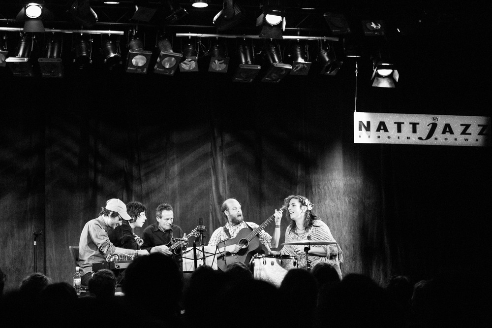 Bonnie 'Prince' Billy & Dawn McCarthy with Special Guest John Paul Jones at Nattjazz