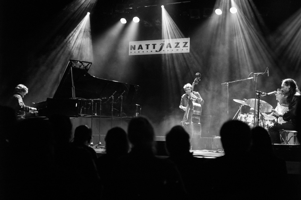 Chano Dominguez at Nattjazz