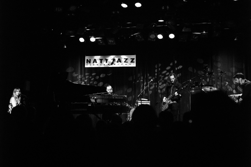 Ingrid Olava at Nattjazz