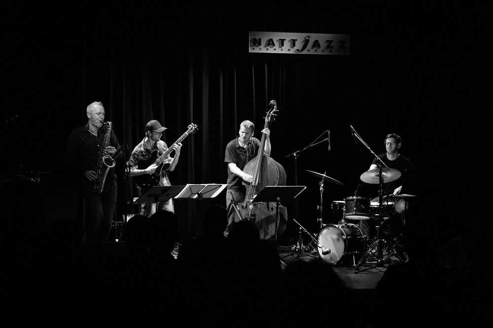 Petter Wettre New Generation at Nattjazz
