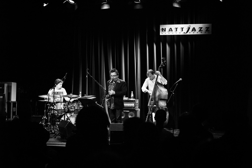 Pierrick Pédron at Nattjazz