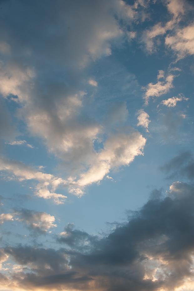 Dawn over Skiathos.