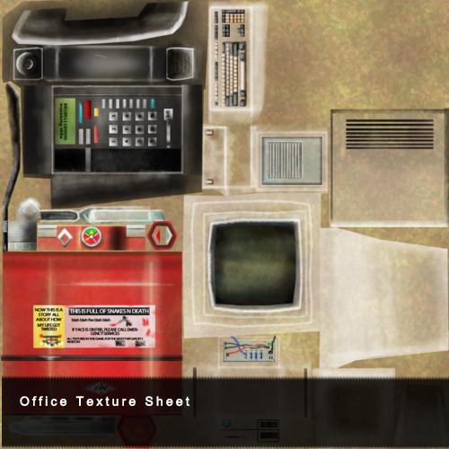 A texture sheet
