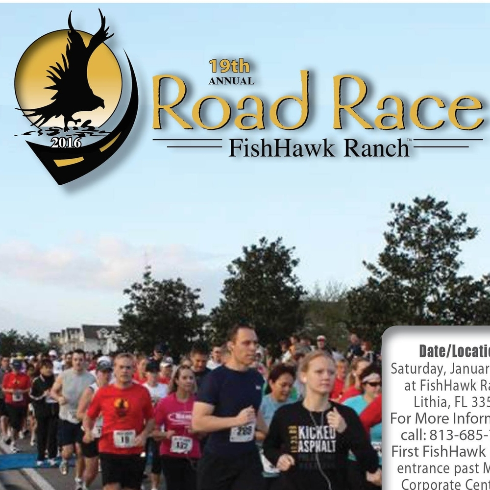 Fish Hawk Road Race