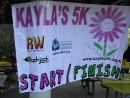 Kayla's 5K