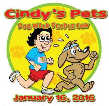 Cindy's Pets 5K