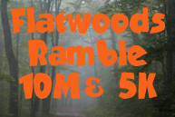 Flatwoods Ramble 10M 5K