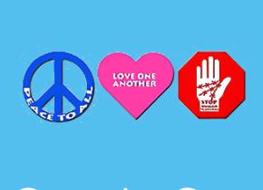 Peace Love Stop 5K