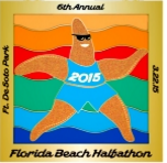 Florida Beach Halfathon&5K