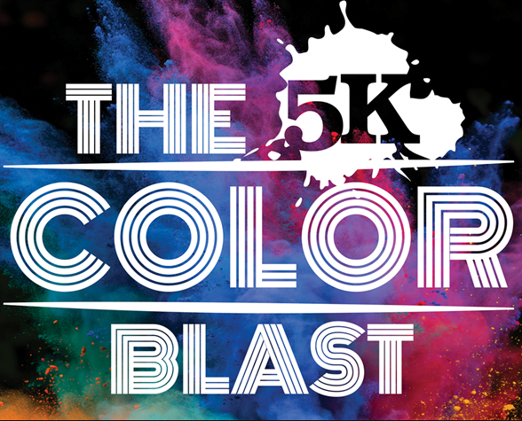 The 5K Color Blast