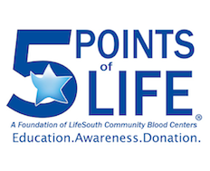 5 Points of Life Marathon & 5K